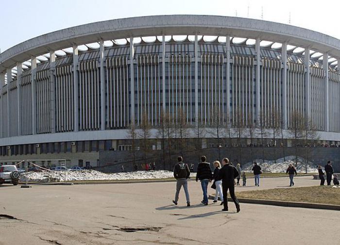 На месте снесённого СКК в Петербурге построят новую 60-метровую арену