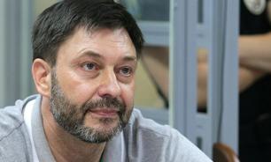 Вышинский заявил, что не уйдет из журналистики