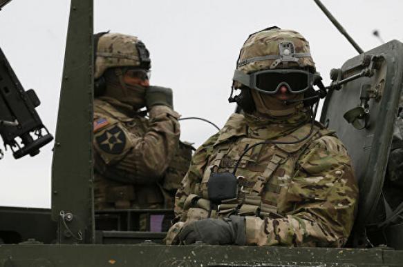 В Литву на полгода прибудет батальон сухопутных войск США