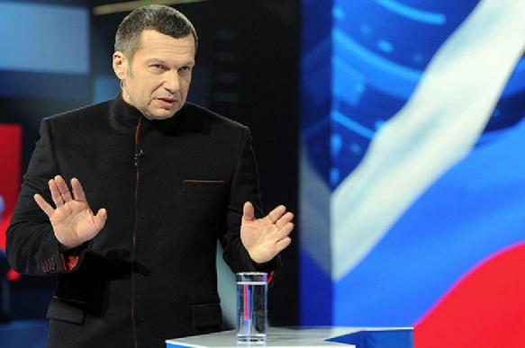 Познер и Соловьев поспорили из-за обещания Путина навести порядок на ТВ