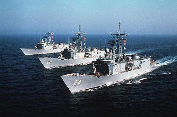 Вице-адмирал: новая тактика РФ в Атлантике усложняет жизнь ВМС США