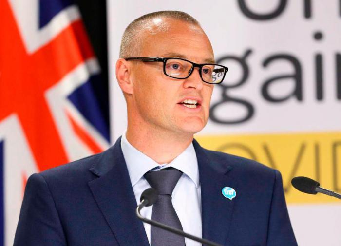 Глава Минздрава Новой Зеландии остался без работы из-за COVID