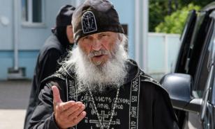 Опального отца Сергия не могут выселить из захваченного им монастыря