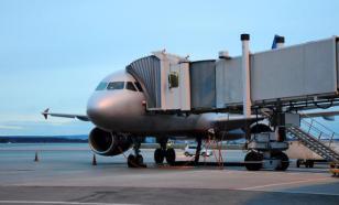 В Нижнем Новгороде экстренно сел самолёт из-за трещины в лобовом стекле