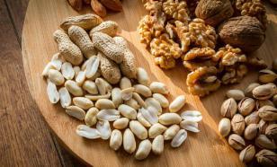 Орехи хороши не только в пост и для диеты