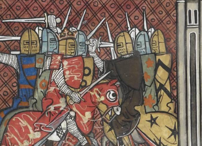 Рыцарь пяти королей — не слуга двух господ