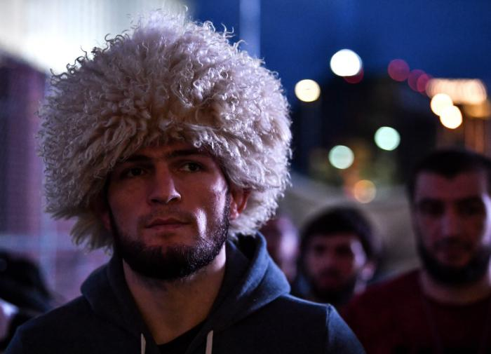 Мужчина, избитый в метро, не обиделся на шутку Хабиба