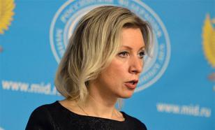 """Мария Захарова: """"Русские хакеры"""" взломали мозг Обамы"""