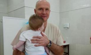В Москве прооперировали ребенка с тремя ногами