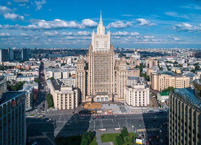 В МИД РФ разъяснили, кто подыгрывает Киеву в вопросе Донбасса