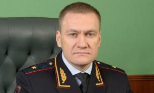 Владимир Колокольцев представил нового главу полиции Петербурга