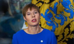 Президент Эстонии заявила, что Вторая мировая окончилась 25 лет назад
