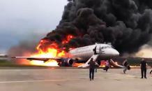 СК РФ предъявил обвинение командиру сгоревшего в Шереметьево Superjet