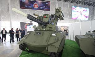 В России начнут создавать группировки боевых роботов