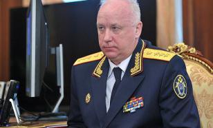 Бастрыкин подвел итоги работы петербургских следователей за полгода