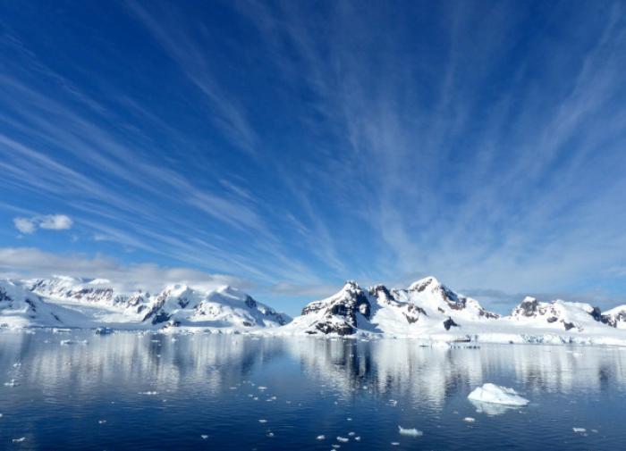 Во льдах Антарктиды обнаружили минерал с поверхности Марса