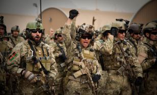 Талибы* угрожают бойцам афганского спецназа