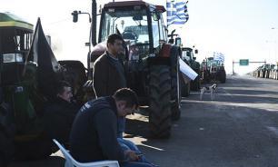 В Греции фермеры угрожают новыми акциями протеста