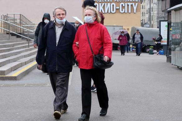 Число новых заражений в Москве значительно сократилось