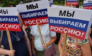 Журналист-международник: Донбасс стремится быть с Россией