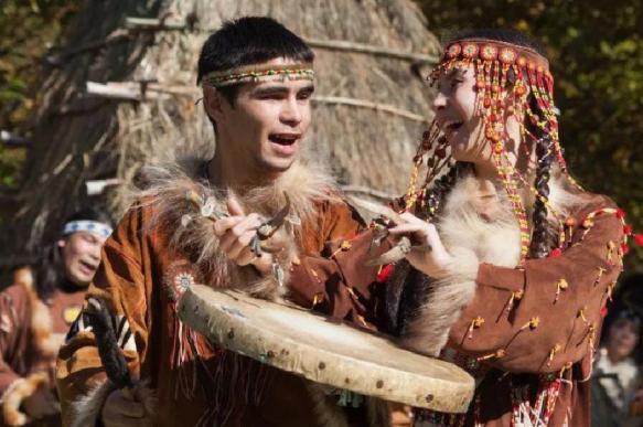 Где живут русские индейцы