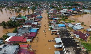 Наводнение в Индонезии: счет погибших пошел на десятки