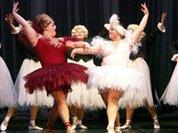 Как полноватая балерина уела критика