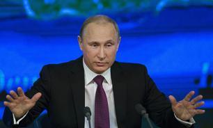 Владимир Путин: Европа не готова к диалогу с Россией