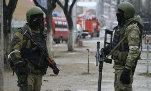 В Дагестане проходит спецоперация по ликвидации боевиков