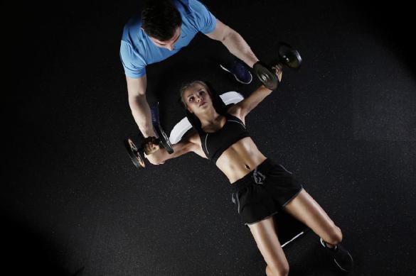 Правила поведения в спортзале