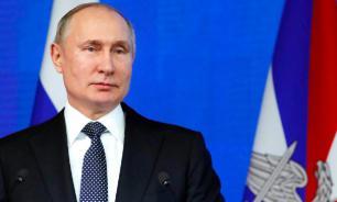 Путин поздравил прокуроров с профессиональным праздником