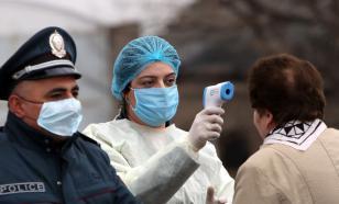 В больницах Армении не хватает мест для коронавирусных больных