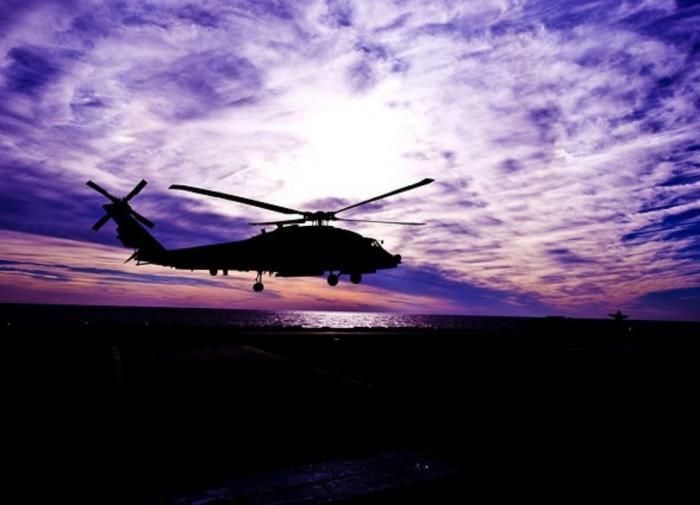 Экипаж вертолёта Ка-27 не выжил при катастрофе на Камчатке