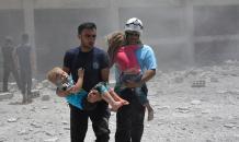 Названо число убитых в Ракке мирных жителей