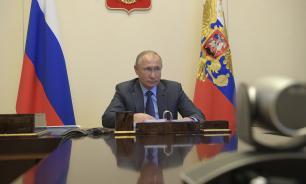 Путин: регионами было развернуто 116 тысяч коек