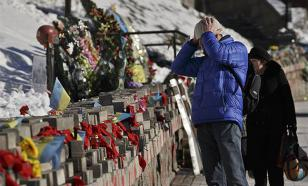 Киевляне не хотят чествовать вторую годовщину Майдана