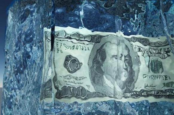 Заморожены активы компании