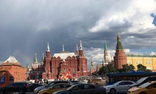 Синоптики рассказали о надвигающейся на Москву грозе