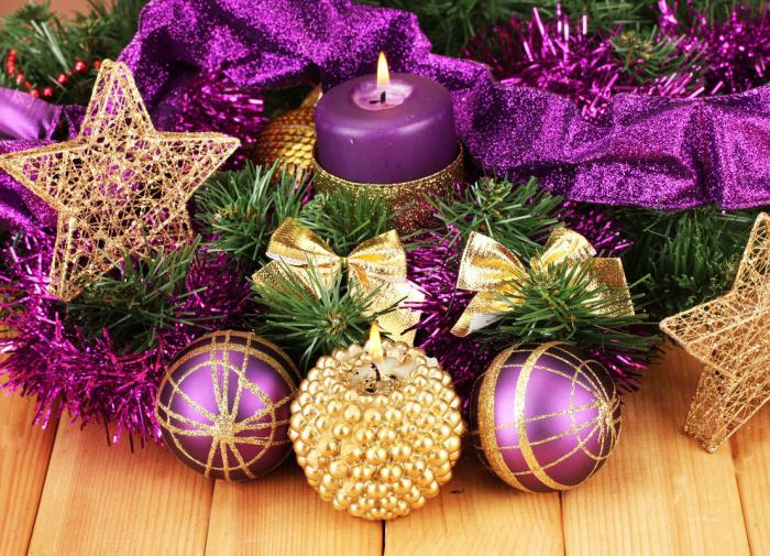 Новогодние ритуалы: ёлочные украшения - в подарок