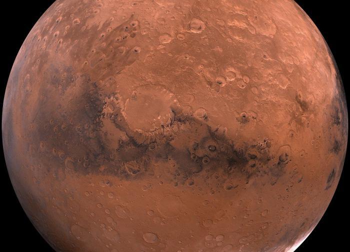 Марсоход NASA составил прогноз погоды в кратере Джезеро