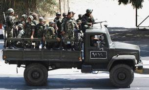 """Сирийских военных на дорогах будет защищать броня """"Рыси"""""""