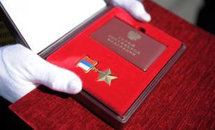 Погибшего пилота Су-25 посмертно наградят Звездой Героя России