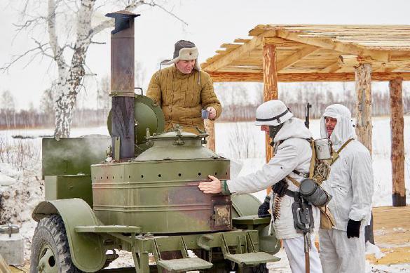 В Челябинской области реконструировали один из боев 1944 года