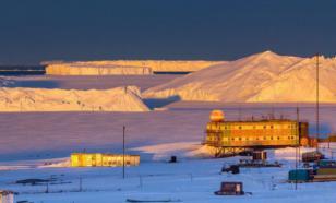 """На станции """"Мирный"""" в Антарктиде произошел пожар"""