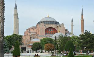 Святая София стала мечетью