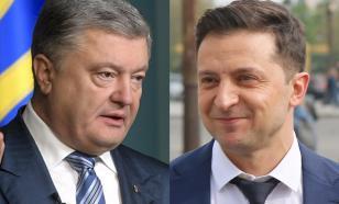 Дракон Порошенко/Зеленский отращивает третью голову: кто станет новым президентом Украины