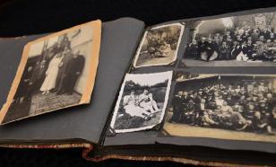Фотоальбом изменил историю болезни?