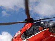 Вертолет с полицейскими разбился в Австрии