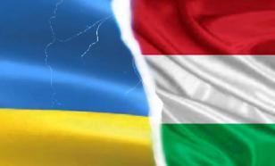 Украина пошла на обострение конфликта с Венгрией