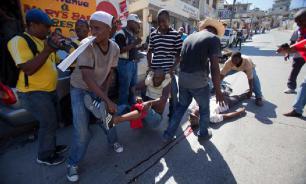 США применяют в Венесуэле гаитянский сценарий